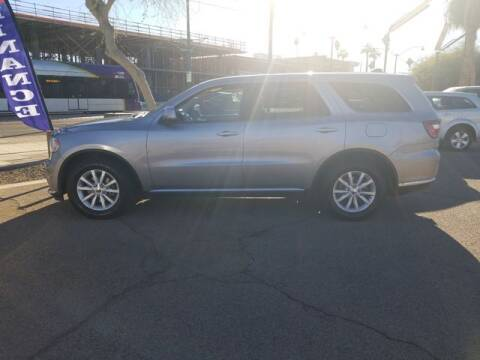 2015 Dodge Durango for sale at Superstition Auto in Mesa AZ