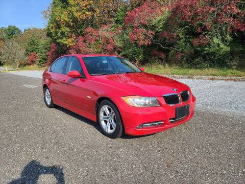 2008 BMW 3 Series for sale at Premium Auto Outlet Inc in Sewell NJ
