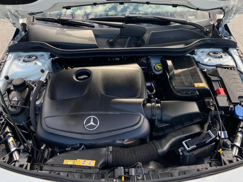 2014 Mercedes-Benz CLA CLA 250 4dr Sedan - Harrisonburg VA