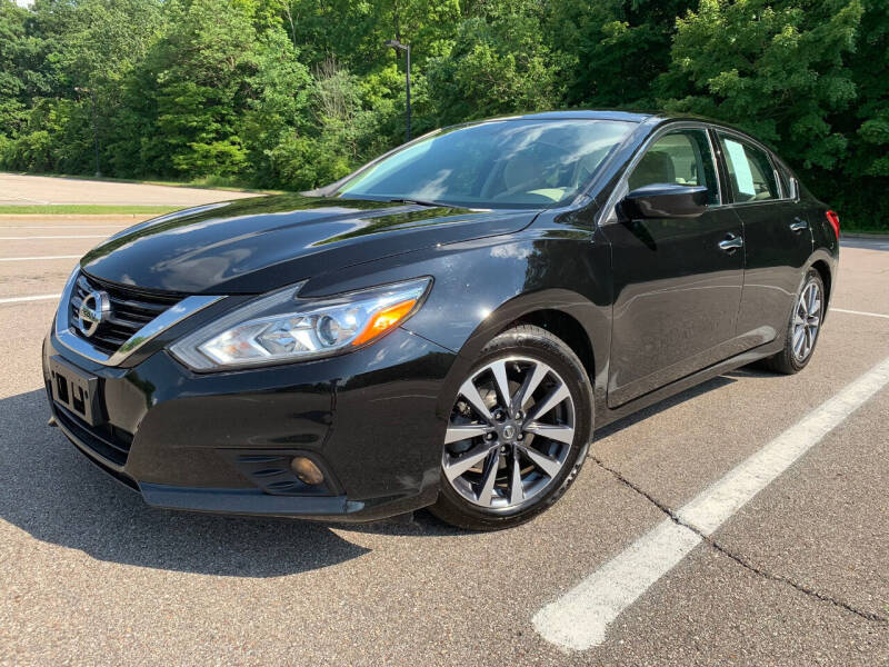 2016 Nissan Altima for sale at Lifetime Automotive LLC in Middletown OH