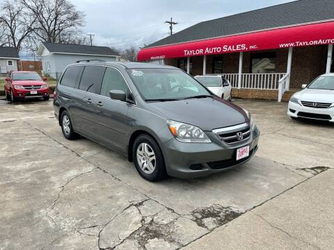 2007 Honda Odyssey for sale at Taylor Auto Sales Inc in Lyman SC