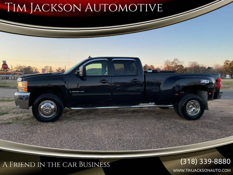 2009 Chevrolet Silverado 3500HD for sale at Tim Jackson Automotive in Jonesville LA