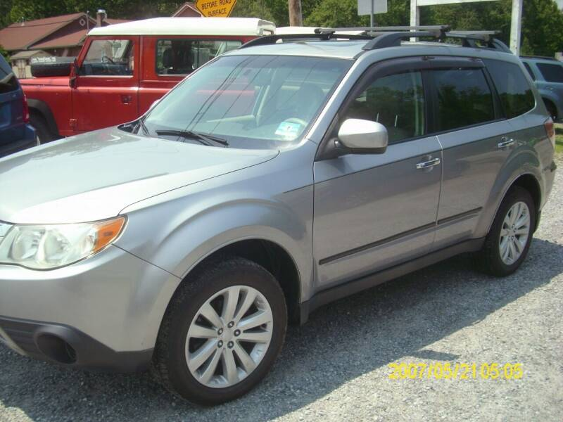 2011 Subaru Forester for sale at Motors 46 in Belvidere NJ