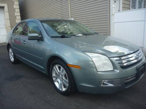 2006 Ford Fusion for sale at Pinto Automotive Group in Trenton NJ