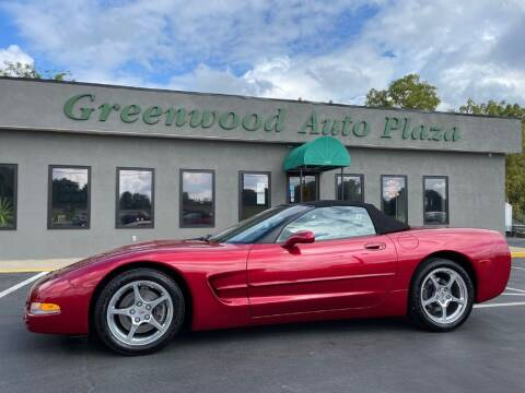 2001 Chevrolet Corvette for sale at Greenwood Auto Plaza in Greenwood MO