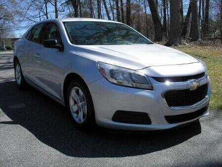 2014 Chevrolet Malibu for sale at RICH AUTOMOTIVE Inc in High Point NC