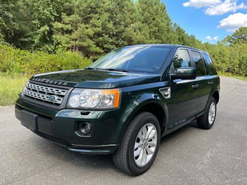 2012 Land Rover LR2 for sale at Carrera AutoHaus Inc in Clayton NC