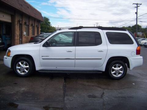 2006 GMC Envoy XL for sale at C and L Auto Sales Inc. in Decatur IL