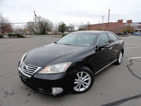 2011 Lexus ES 350 for sale at TJ Auto Sales LLC in Fredericksburg VA