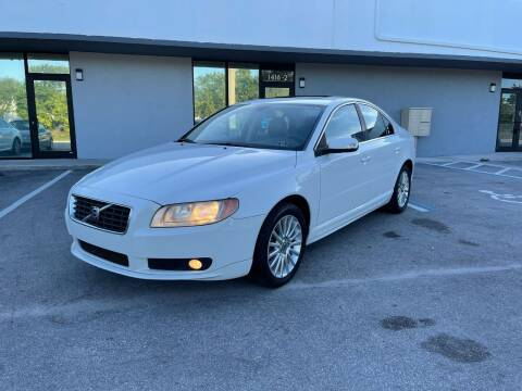 2008 Volvo S80 for sale at UNITED AUTO BROKERS in Hollywood FL