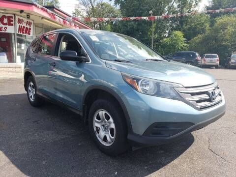 2014 Honda CR-V for sale at Right Place Auto Sales in Indianapolis IN