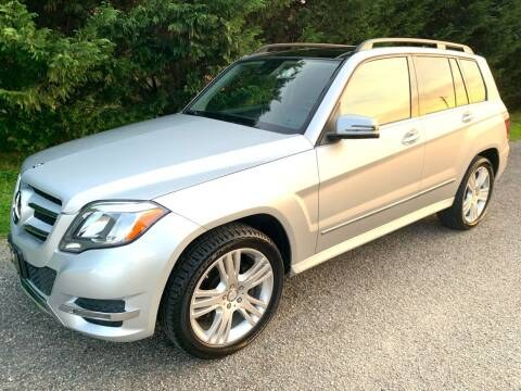 2014 Mercedes-Benz GLK for sale at 268 Auto Sales in Dobson NC