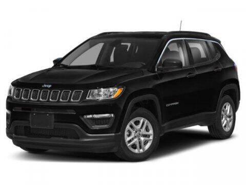 2020 Jeep Compass for sale at SCOTT EVANS CHRYSLER DODGE in Carrollton GA