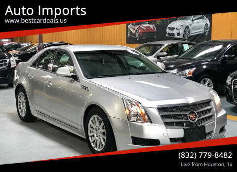 2010 Cadillac CTS for sale at Auto Imports in Houston TX