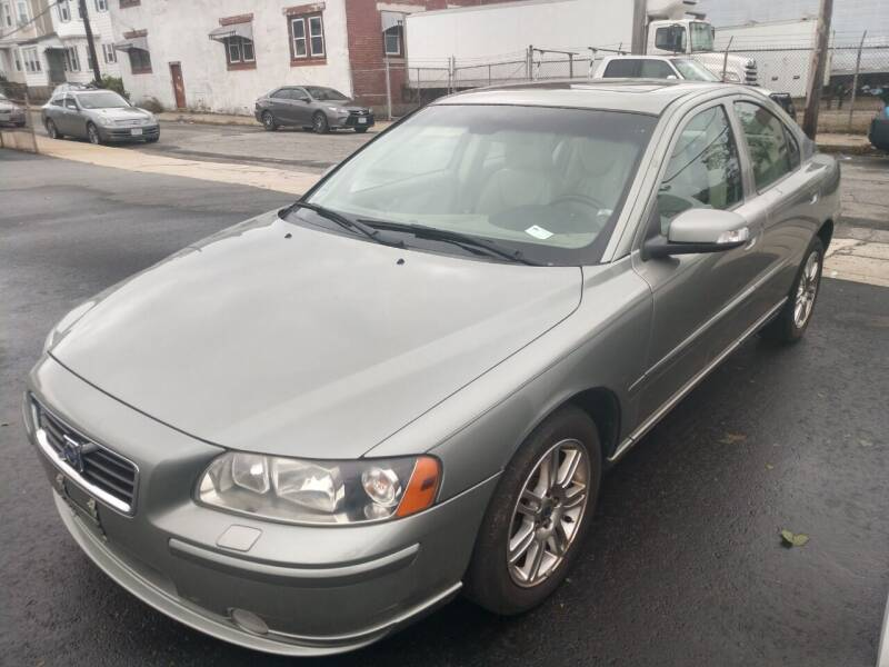 2007 Volvo S60 for sale at A J Auto Sales in Fall River MA
