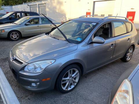 2011 Hyundai Elantra Touring for sale at JerseyMotorsInc.com in Teterboro NJ