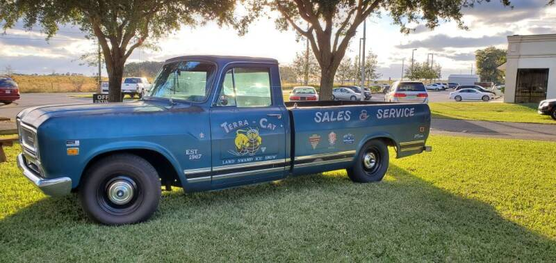 1971 International 1110 for sale at Executive Automotive Service of Ocala in Ocala FL