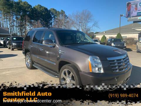 2011 Cadillac Escalade for sale at Smithfield Auto Center LLC in Smithfield NC