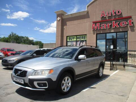 2009 Volvo XC70 for sale at Auto Market in Oklahoma City OK