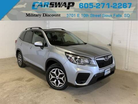 2019 Subaru Forester for sale at CarSwap in Sioux Falls SD