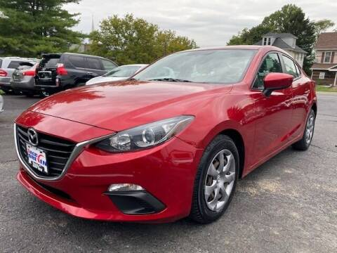 2015 Mazda MAZDA3 for sale at 1NCE DRIVEN in Easton PA