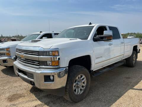 2018 Chevrolet Silverado 3500HD for sale at Truck Buyers in Magrath AB