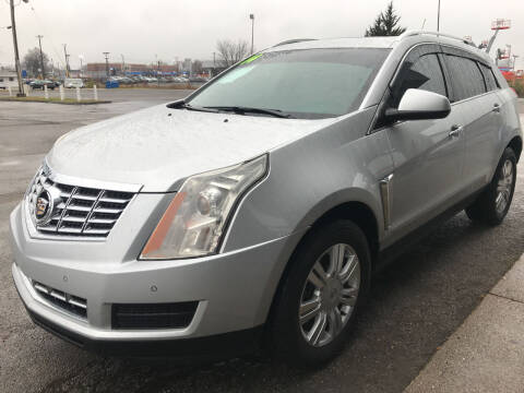 2014 Cadillac SRX for sale at 5 STAR MOTORS 1 & 2 - 5 STAR MOTORS in Louisville KY