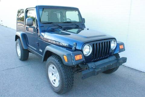 2006 Jeep Wrangler for sale at Best Value Auto Sales in Hutchinson KS