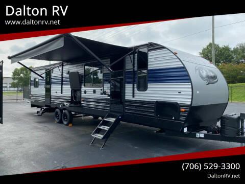 2021 Forest River Grey Wolf 29RRT for sale at Dalton RV in Dalton GA