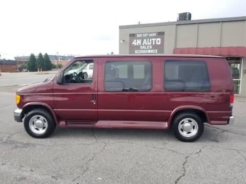 2007 Ford E-Series Cargo for sale at 4M Auto Sales | 828-327-6688 | 4Mautos.com in Hickory NC
