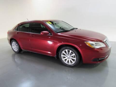 2013 Chrysler 200 for sale at Salinausedcars.com in Salina KS