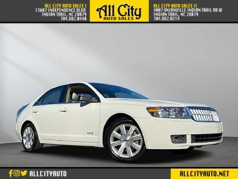 2008 Lincoln MKZ for sale at All City Auto Sales II in Indian Trail NC