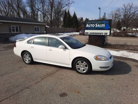 2009 Chevrolet Impala for sale at Lake Michigan Auto Sales & Detailing in Allendale MI