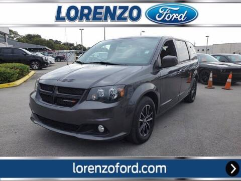 2018 Dodge Grand Caravan for sale at Lorenzo Ford in Homestead FL