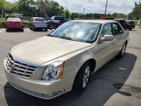 2011 Cadillac DTS for sale at Max Auto Sales in Sanford FL