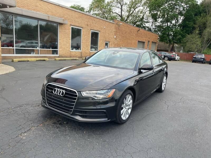 2015 Audi A6 for sale at Auto Sport INC in Grand Rapids MI