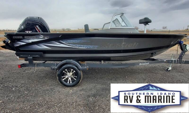 2021 MIRROCRAFT DUAL IMPACT F176 for sale at SOUTHERN IDAHO RV AND MARINE in Jerome ID