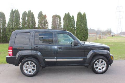 2010 Jeep Liberty for sale at D & B Auto Sales LLC in Washington Township MI