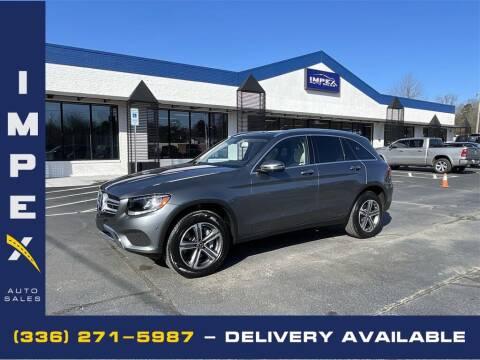 2019 Mercedes-Benz GLC for sale at Impex Auto Sales in Greensboro NC