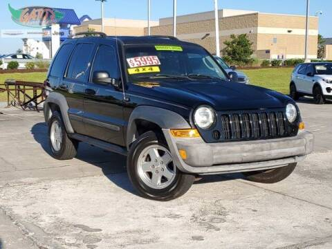 2007 Jeep Liberty for sale at GATOR'S IMPORT SUPERSTORE in Melbourne FL