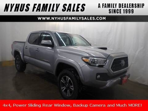 2019 Toyota Tacoma for sale at Nyhus Family Sales in Perham MN