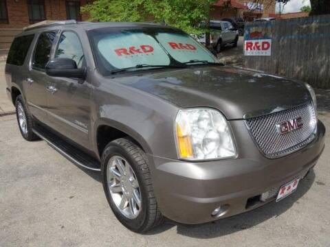 2012 GMC Yukon XL for sale at R & D Motors in Austin TX