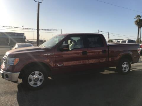 2014 Ford F-150 for sale at First Choice Auto Sales in Bakersfield CA
