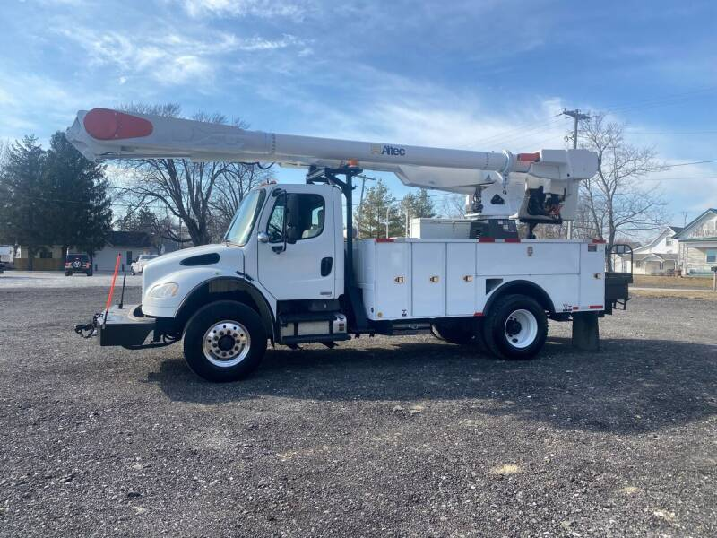 2010 Freightliner M2 106 for sale at MOES AUTO SALES in Spiceland IN