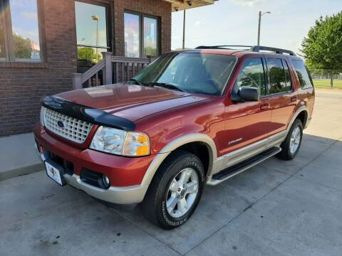 2005 Ford Explorer for sale at CARS4LESS AUTO SALES in Lincoln NE
