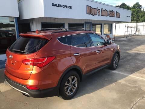 2015 Hyundai Santa Fe Sport for sale at Moye's Auto Sales Inc. in Leesburg FL