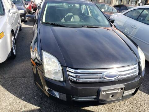 2009 Ford Fusion for sale at Jimmys Auto INC in Washington DC
