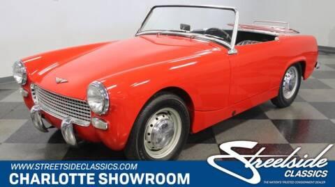 1963 Austin Sprite