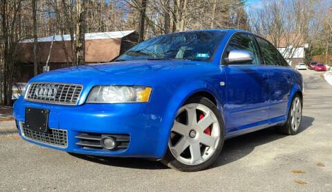2004 Audi S4 for sale at JR AUTO SALES in Candia NH