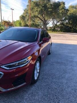 2019 Ford Fusion Hybrid for sale at Royal Auto Trading in Tampa FL